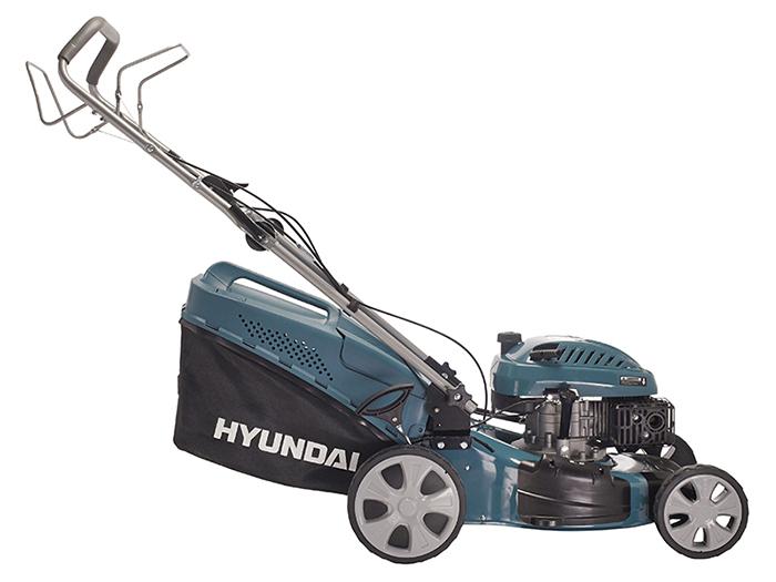 газонокосилка бензиновая hyundai l 5000s