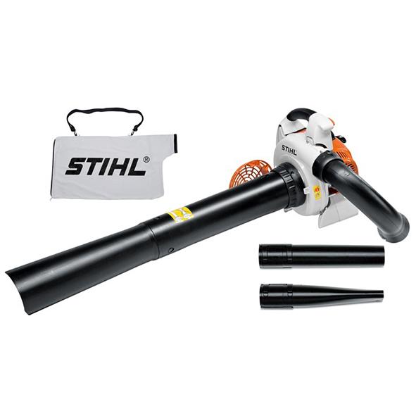 Бензиновый пылесос-воздуходувка STIHL SH 86 с измельчителем (3в1)
