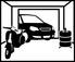 Подойдет для уборки гаража и автомастерской