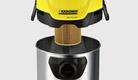 Уникальный картридж-фильтр подходить для влажной и сухой уборки
