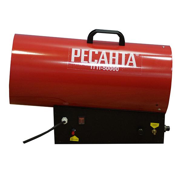 Инструкция по эксплуатации тепловых газовых пушек
