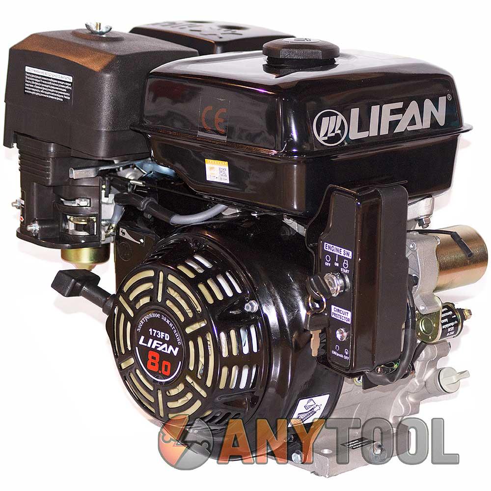 двигатель лифан 7 л.с инструкция по эксплуатации - фото 8