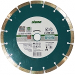Алмазный диск DISTAR 230x22,23 мм. 1A1RSS Technic Concrete Бетон